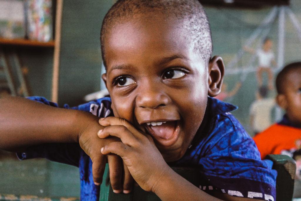 Kinderheim Afrika Ghana Hilfe