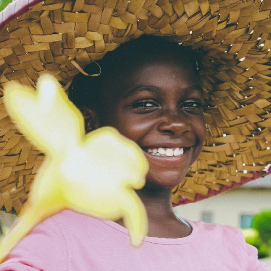 Kinderhilfe Afrika Kinder Paradise Hut