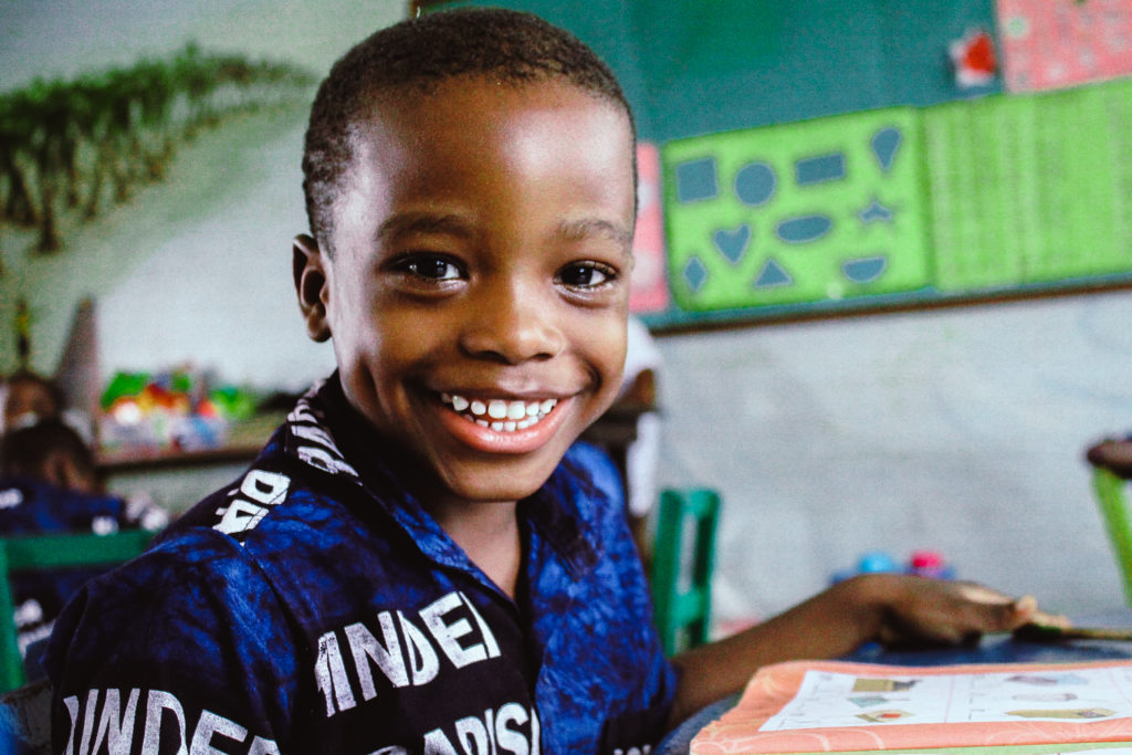 Schule Ghana Kinder Paradise