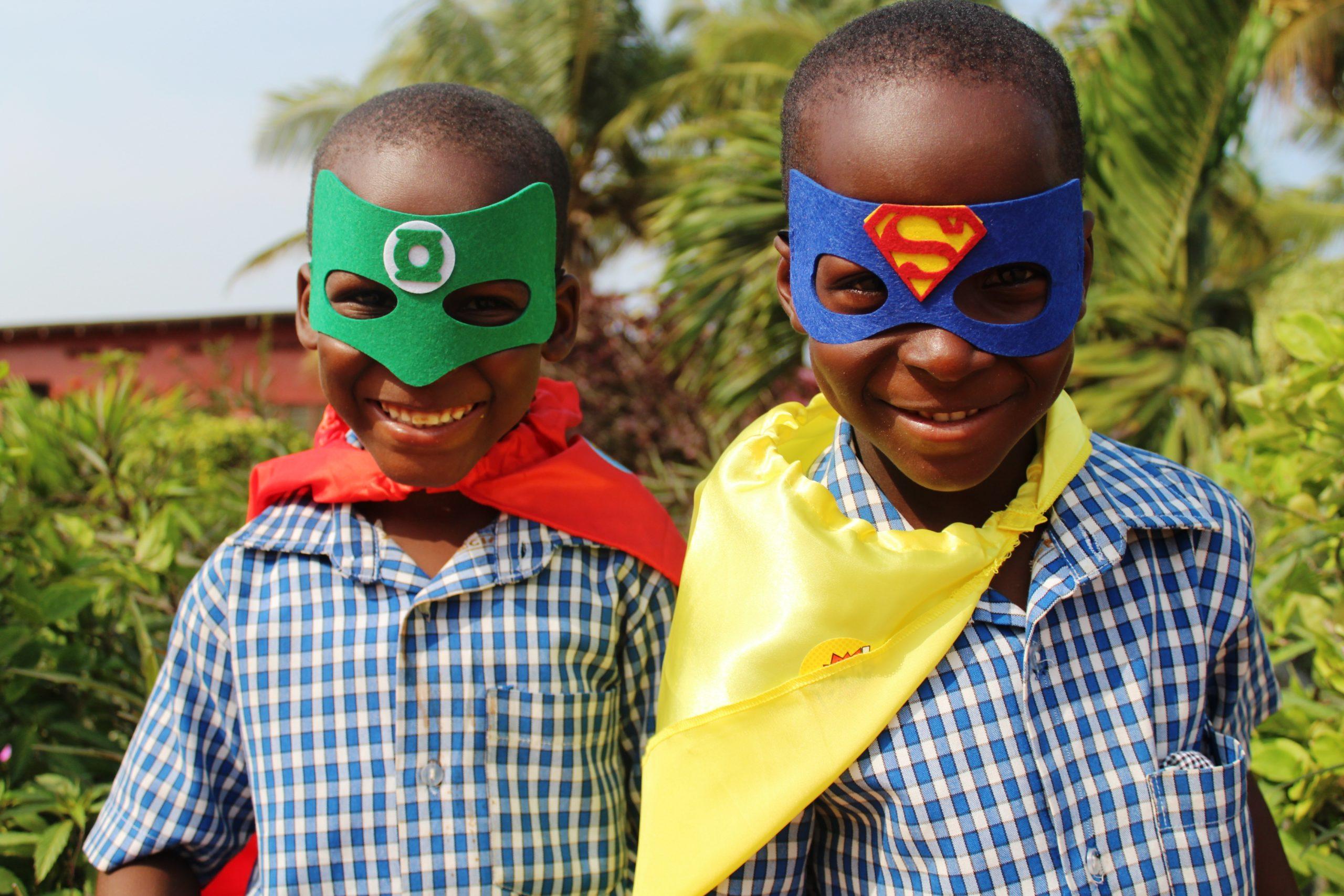 Kinderheim Afrika unterstützen