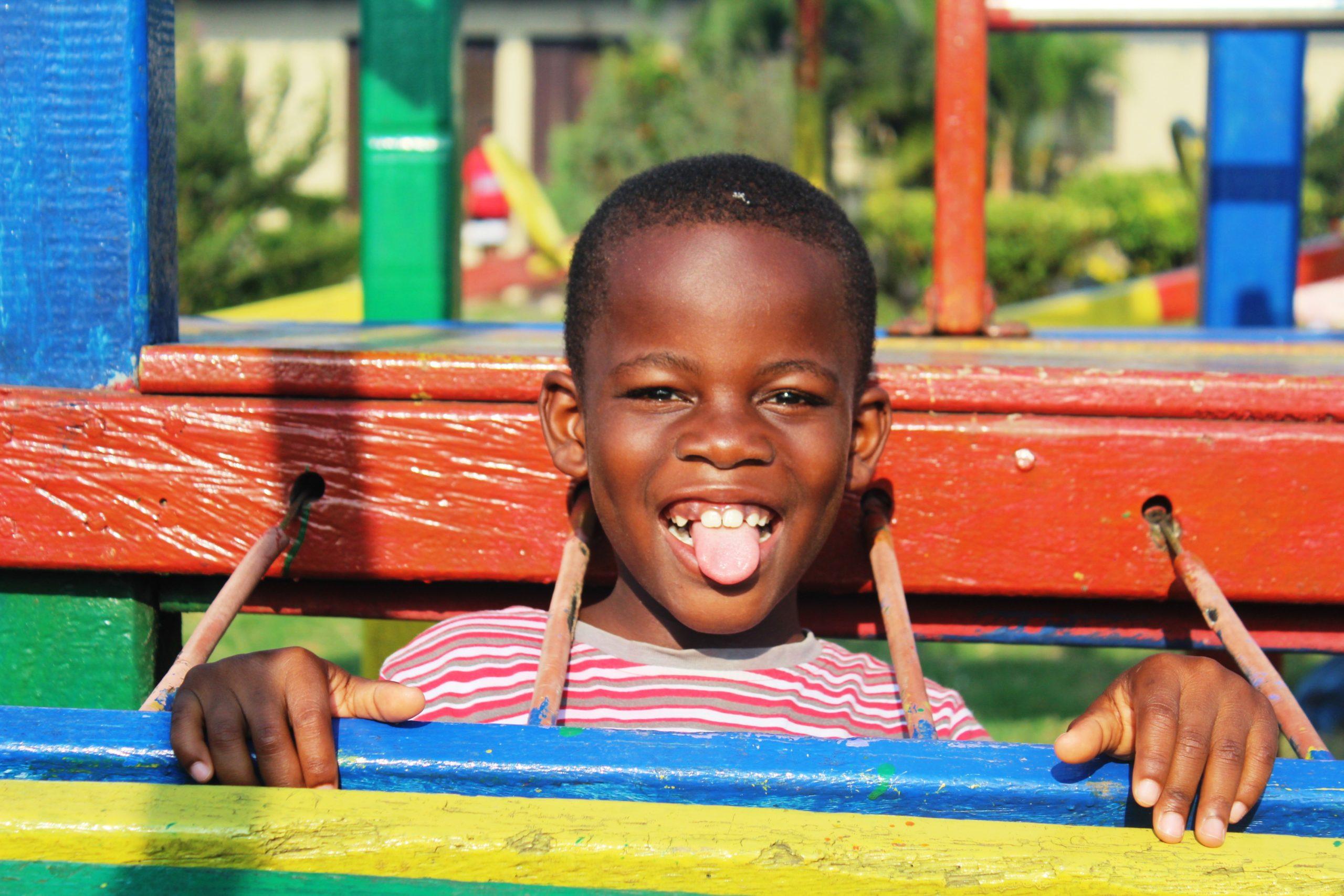 Schulkinder Afrika Kinder Paradise