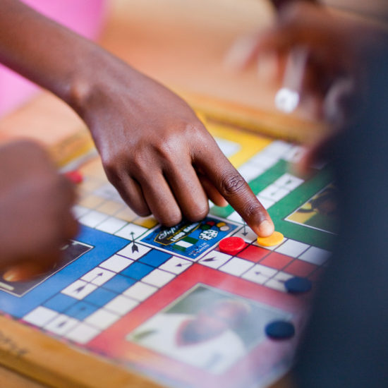 Betreuung Kinder Ghana Kinder Paradise