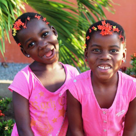Mädchen Hilfe Afrika Ghana Kinder Paradise