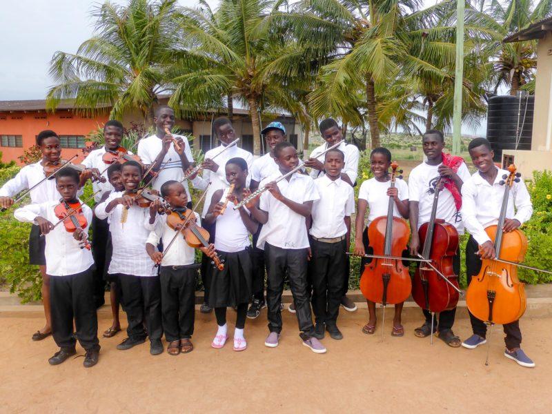 Kinderhilfe Afrika Kinder Paradise