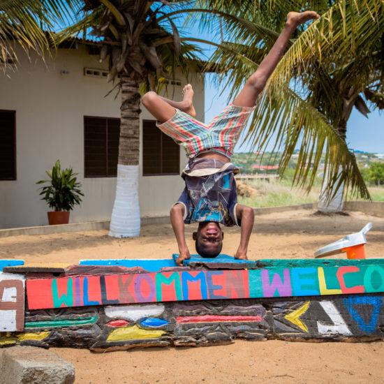 Kindern in Afrika helfen Kinder Paradise