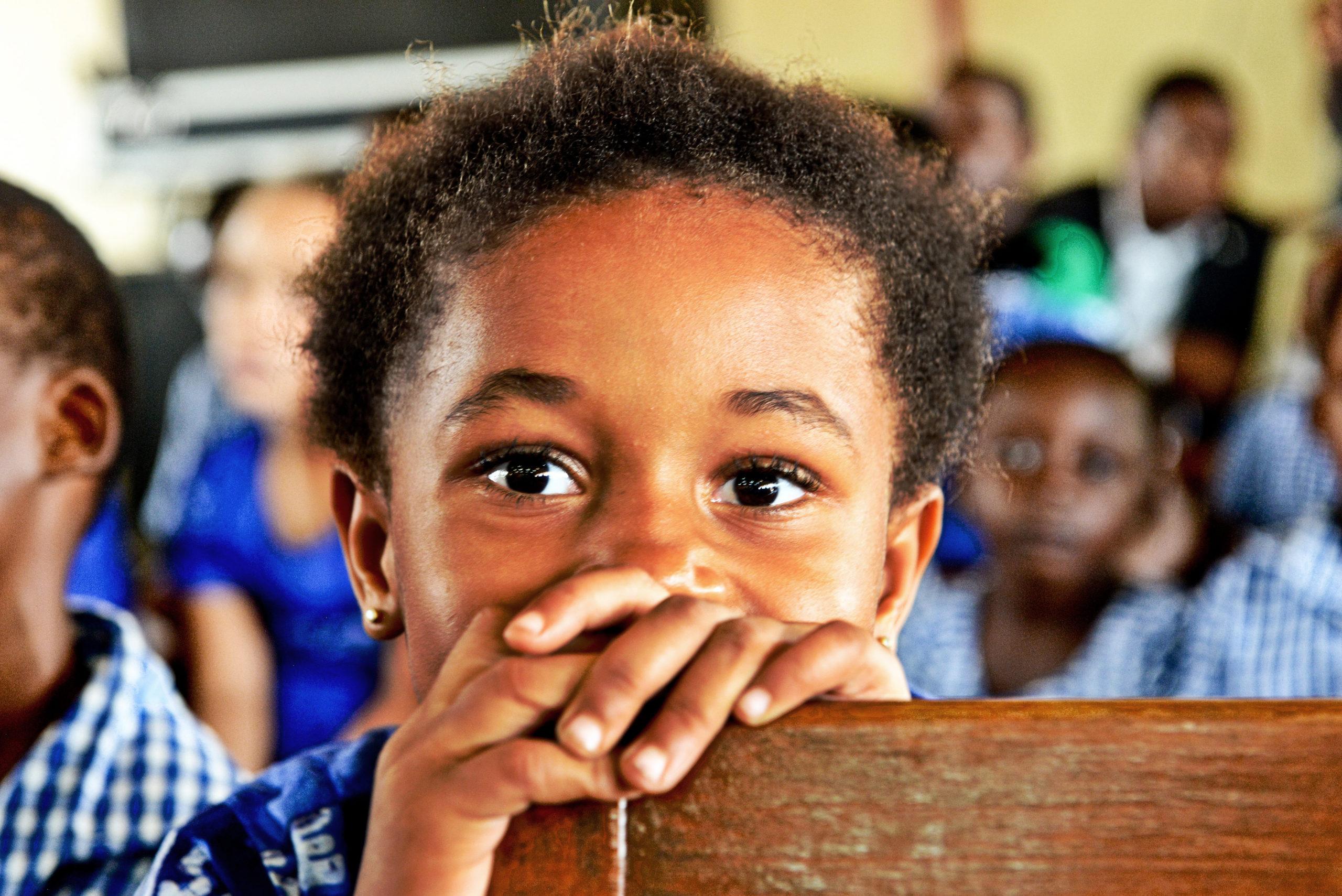 Kinderhilfe in Ghana